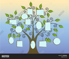 Making A Family Tree For Free Make Your Family Tree Vector Photo Free Trial Bigstock