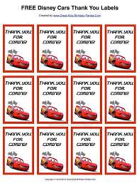 Free Cars Printables