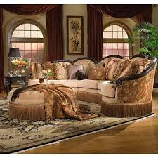 Grace Spicy 3 PC Sectional Rachlin Star Furniture