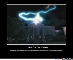 Resultado de imagen para SAVE THE CLOCK TOWER