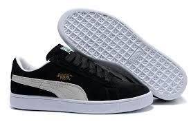 puma shoes suede black. puma suede classic black/white shoes black c