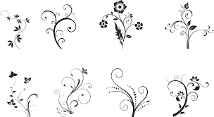 Swirl Design Co Swirl Set Free Vector Cdr Download 3axis Co