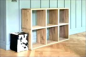 holes storage hole cubby shelves shelving units