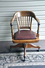 stunning vintage wood office chair restoration hardware outstanding antique wood swivel desk chair antique contemporary office