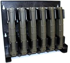 Gun Safe Magnetic Magazine Holder