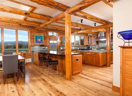 Stay Connected To Timber Block Energy Efficient Homes  Timber BlockOpen Log Home Floor Plans