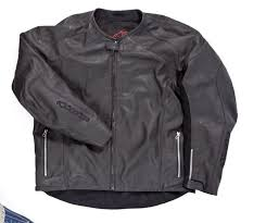 jacket review alpinestars tz 1 reload leather jacket