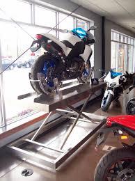 Motorcycle Display Stand RETAIL DISPLAYS 5