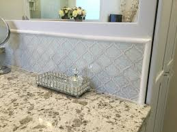 bed bath blue glass mosaic tile backsplash black glass tile backsplash tile installation red glass