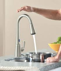 touch activated kitchen faucet. Delta Touchless Kitchen Faucet Mydts520 Com In No Touch Decorations 18 Activated