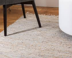 brilliance jute leather rug hand woven reversible tropical area rugs by natural area rugs