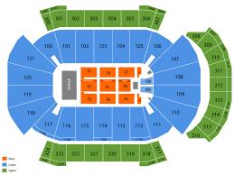 Family Arena Seating Chart Circus Jacksonville Memorial Arena Concert Seating Chart