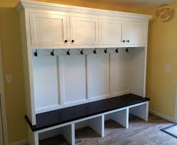 unique entryway furniture. Custom Made Mudroom / Entryway Bench And Storage Unique Furniture I