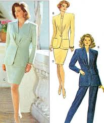 Suit Patterns For Womens
