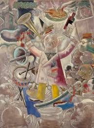 modern art essay visual essay expression in the weimar republic  visual essay expression in the weimar republic facing george grosz der agitator the agitator 1928