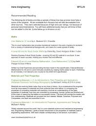 Introduction To Engineering Design Study Guide Recommended Reading Word