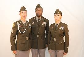 Army Service Uniform Size Chart Pinks And Greens The Uniform Todays Army Needs