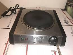 waring sb30 professional extra burner 1300w used work