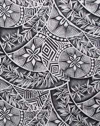 Polynesian Patterns