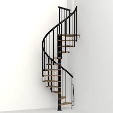 Exterior Spiral Staircase Kits Canada