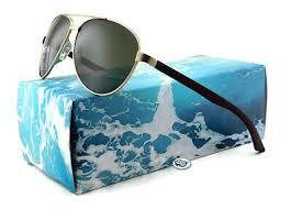 Smith Optics Sunglasses Salute Aoz M9 Gold Polarized New