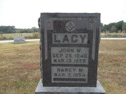 John W. Lacy (1848-1925) - Find A Grave Memorial