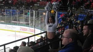 Adirondack Bank Center Seating Chart Adirondack Bank Center Utica Comets Stadium Journey