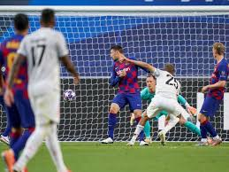 In all four cases, the team that had eliminated barcelona ultimately won the competition. Liveticker Fc Barcelona Bayern Munchen 2 8 Viertelfinale In Lissabon Champions League 2019 20 Kicker