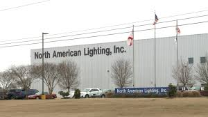North American Lighting Inc Shoals Poised To Benefit From Toyota Mazda Announcement