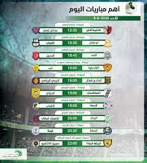أهم مباريات اليوم الأحد 9 أغسطس - التيار الاخضر