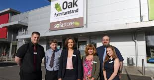 oak furniture land.  Oak Oak Furniture Land Opens First Showroom In Haverfordwest For R