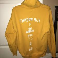 Shadow Hill Usa Hoodie Worn Twice Size Small But Depop