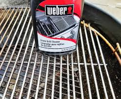 weber grill grate cleaner review