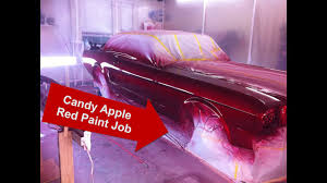 Napa Auto Paint Color Chart Candy Apple Red Mustang Paint Job Its Painted Turbo Cobra
