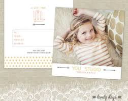 Photography Gift Certificate Template For Professional Etsy