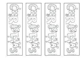 Bookmark Coloring Pages Coloring Bookmarks Mandala Coloring Greeting Card Coloring