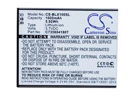 Battery for BLU Life Play X C735804180T ...