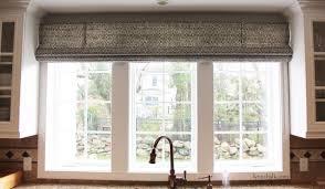Wide Window Treatments galbraith & paul monarch custom roman shade 7108 by guidejewelry.us