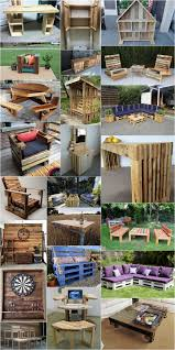 outdoor furniture pallets. DIY Wonderful Wooden Pallets Ideas - Covered Bench, Pallet Sofa Project, Toilet Cabinet Outdoor Furniture