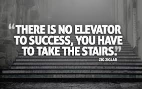 Sucess Quotes Cool Success Quotes Don't Think No Elevator To Success BoomSumo Quotes