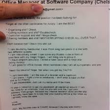 Funny Resume Stunning 9011 24 Hilarious Resume Fails I'm Guessing They Did NOT Get The Job
