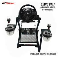 Руль thrustmaster ferrari 458 spider racing wheel (xbox one). Gt Omega Steering Wheel Stand Pro For Thrustmaster Tx Racing F458 Wheel Xbox One Ebay