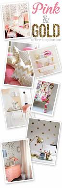 Pink And Gold Bedroom Decor 17 Best Ideas About Pink Gold Bedroom On Pinterest Apartment