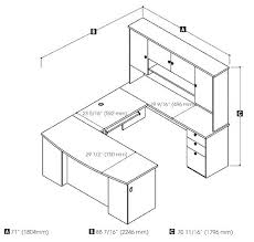 office desk size. Office Furniture Dimensions Desk In Mm Size .