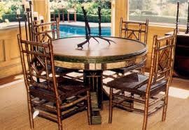 chair dining room tables rustic chairs: rustic dining table custom rustic furniture