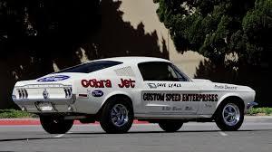 1968 Ford Mustang Cobra Jet Lightweight   S113   Chicago 2016
