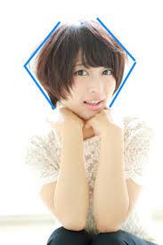 面長さんに似合う前髪とスタイルの作り方似合う髪型 For たまご顔 髪型