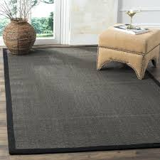 sisal rug with border casual natural fiber charcoal and charcoal border sisal rug sisal rug blue sisal rug with border