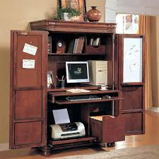 traditional hidden home office desk. Home Office Armoire Transitional With Art Bookcase Contrast Curtains Custom Furniture Traditional Hidden Desk R