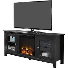inglenook 58 tv stand with fireplace